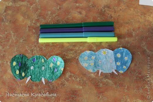 Здравствуйте! Я хочу научить вас делать к празднику эти оригинальные соломинки. фото 7