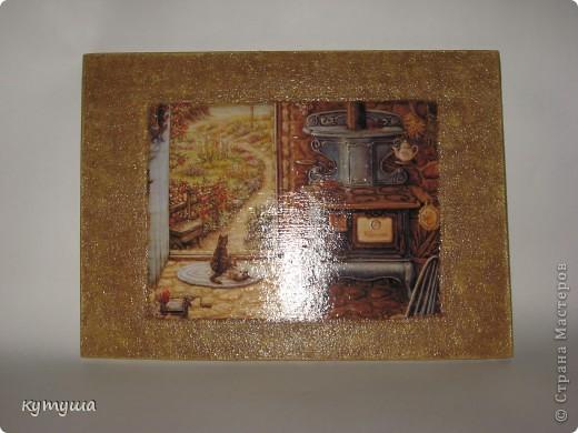 Бутылочка морская-подарочная- открытка, акрил, ракушки, камешки, лак фото 4