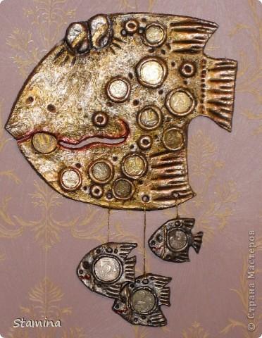 Денежный рыб-мам фото 2