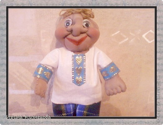 Мой новый куклёнок,зовут Кудряш)) фото 2
