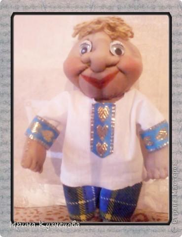 Мой новый куклёнок,зовут Кудряш)) фото 1