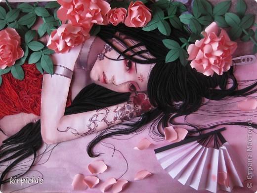 Японская девушка. фото 1