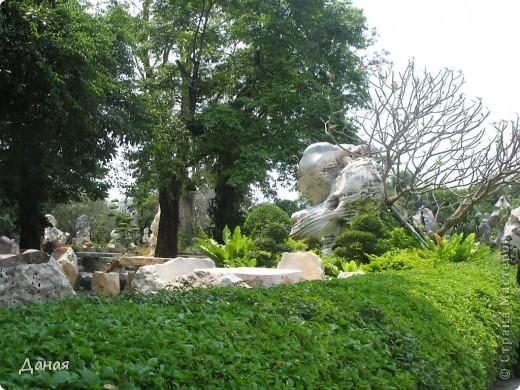 Сегодня я приглашаю вас на экскурсию в еще одну достопримечательность Тайланда - парк миллионолетних камней.  фото 1