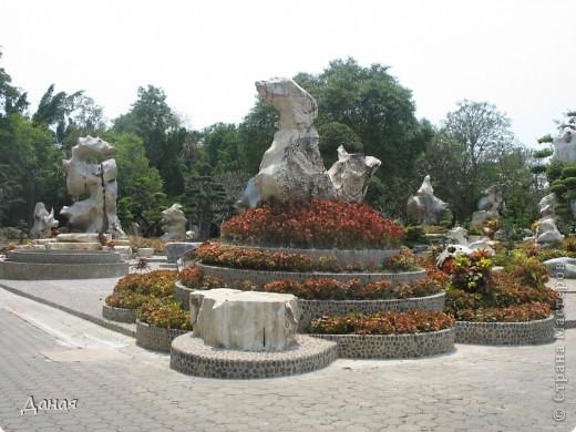 Сегодня я приглашаю вас на экскурсию в еще одну достопримечательность Тайланда - парк миллионолетних камней.  фото 3