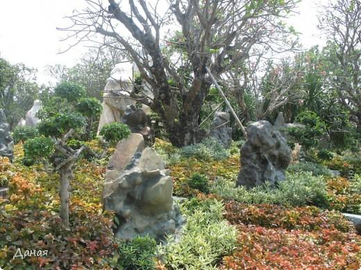 Сегодня я приглашаю вас на экскурсию в еще одну достопримечательность Тайланда - парк миллионолетних камней.  фото 5