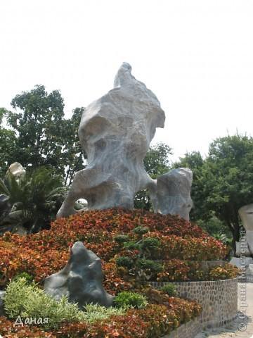 Сегодня я приглашаю вас на экскурсию в еще одну достопримечательность Тайланда - парк миллионолетних камней.  фото 6