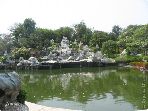 Сегодня я приглашаю вас на экскурсию в еще одну достопримечательность Тайланда - парк миллионолетних камней.  фото 7