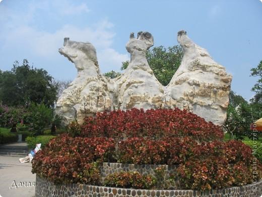 Сегодня я приглашаю вас на экскурсию в еще одну достопримечательность Тайланда - парк миллионолетних камней.  фото 8