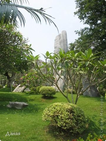 Сегодня я приглашаю вас на экскурсию в еще одну достопримечательность Тайланда - парк миллионолетних камней.  фото 9