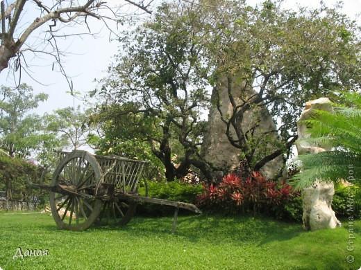 Сегодня я приглашаю вас на экскурсию в еще одну достопримечательность Тайланда - парк миллионолетних камней.  фото 10