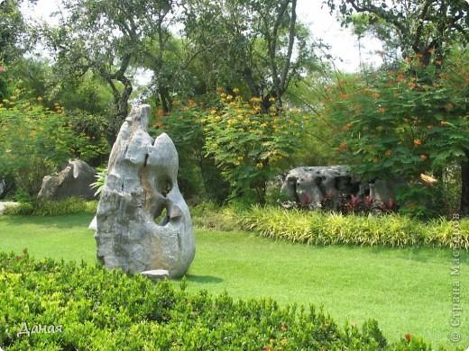 Сегодня я приглашаю вас на экскурсию в еще одну достопримечательность Тайланда - парк миллионолетних камней.  фото 12