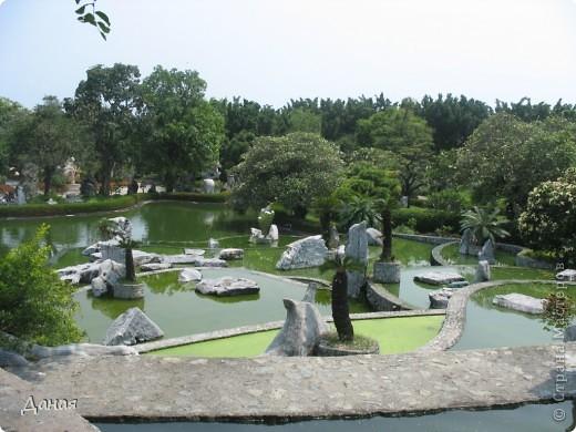 Сегодня я приглашаю вас на экскурсию в еще одну достопримечательность Тайланда - парк миллионолетних камней.  фото 13