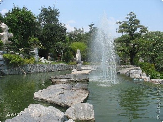 Сегодня я приглашаю вас на экскурсию в еще одну достопримечательность Тайланда - парк миллионолетних камней.  фото 17