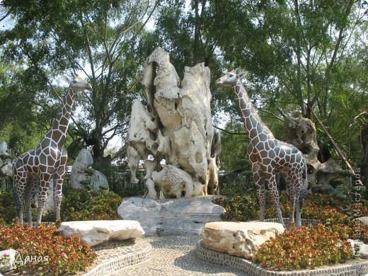 Сегодня я приглашаю вас на экскурсию в еще одну достопримечательность Тайланда - парк миллионолетних камней.  фото 28