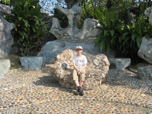 Сегодня я приглашаю вас на экскурсию в еще одну достопримечательность Тайланда - парк миллионолетних камней.  фото 26