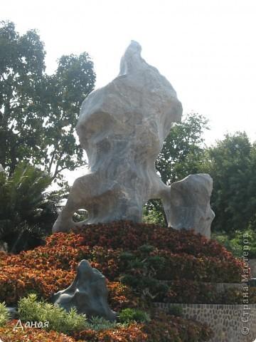 Сегодня я приглашаю вас на экскурсию в еще одну достопримечательность Тайланда - парк миллионолетних камней.  фото 32