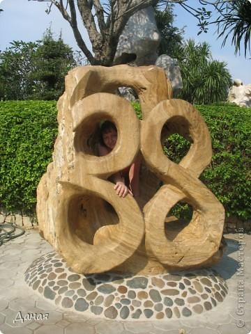 Сегодня я приглашаю вас на экскурсию в еще одну достопримечательность Тайланда - парк миллионолетних камней.  фото 34