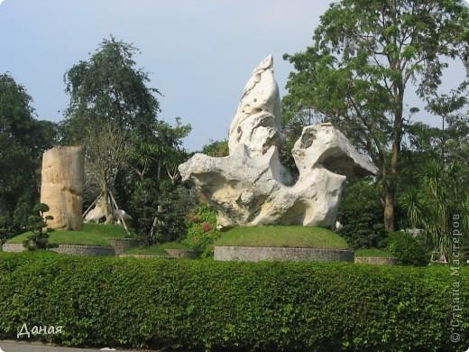 Сегодня я приглашаю вас на экскурсию в еще одну достопримечательность Тайланда - парк миллионолетних камней.  фото 36