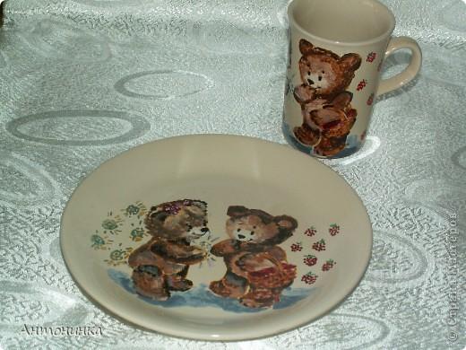 чашечка с колибри  фото 6