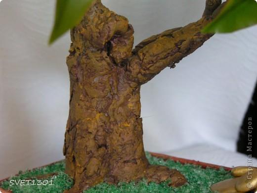 Давно хотела слепить апельсиновое дерево из своего ХФ и вот наконец я его сделала!!! Далее я разместила фотографии разных ракурсов.  фото 7