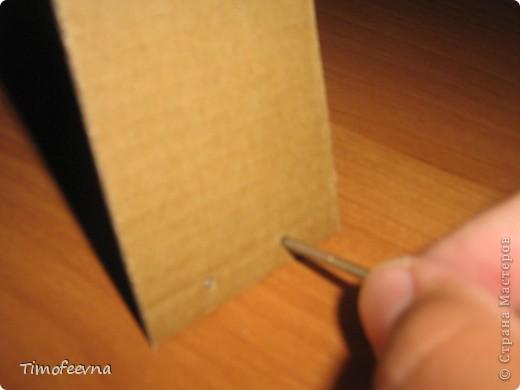Здравствуйте, дорогие гости моего блога! Покажу небольшой фото-МК как можно сделать двухъярусную кроватку небольшим игрушкам- куколкам или пупсикам. фото 11