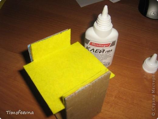 Здравствуйте, дорогие гости моего блога! Покажу небольшой фото-МК как можно сделать двухъярусную кроватку небольшим игрушкам- куколкам или пупсикам. фото 19