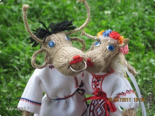 Новая пара. Он русский, она - украинка. Чудесная чета получилась. фото 8
