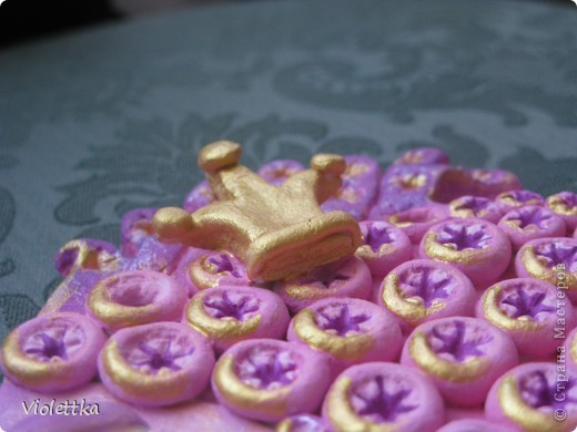 Рыбка Принцеса для маленькой Принцесы (по мотивам Инна-Мина), спасибо большое за идею и пример! фото 2