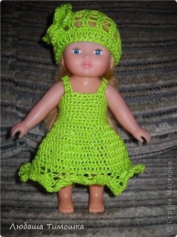 Куколка Алинка фото 2