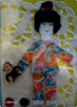 У меня новая серия Т.к увлекаюсь Востоком то детки у меня из Китая фото 4