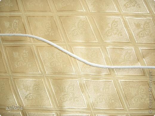 Вот такие веточки, у меня получились, для декора  с веткой сакуры в дочину спальню. фото 5