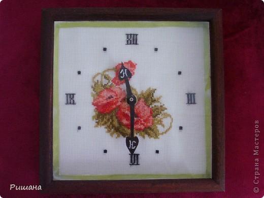 Такие часы были сделаны маме на День рождения! фото 1