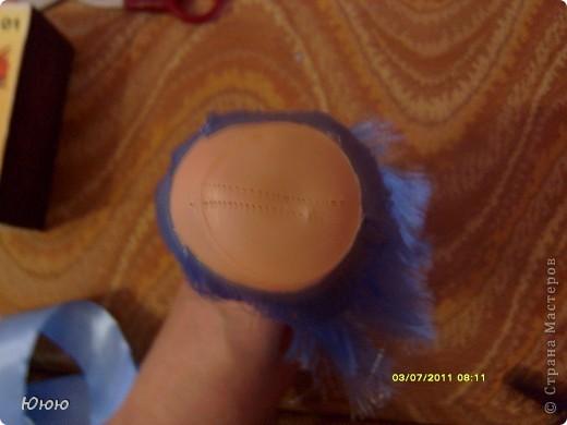 Куклы Мастер-класс Волосы для Мальвины Ленты фото 9