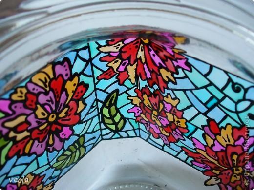 Цветущая баночка фото 2