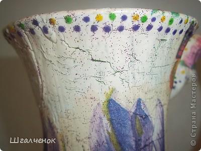 Нашла давно заброшенный чайничик от старого сервиза пошаманила над ним и вот результат. фото 7