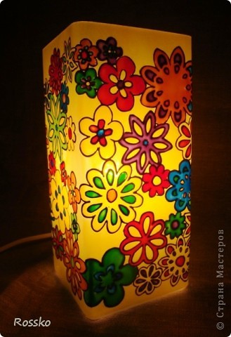 Светильник-ночничек фото 6