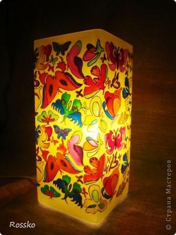Светильник-ночничек фото 8