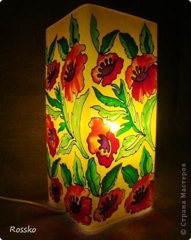 Светильник-ночничек фото 4