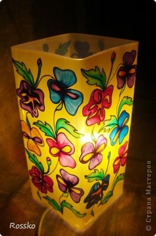 Светильник-ночничек фото 2