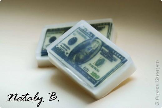 Вот такие мыльные денежки у меня намыловарились ))))) фото 6