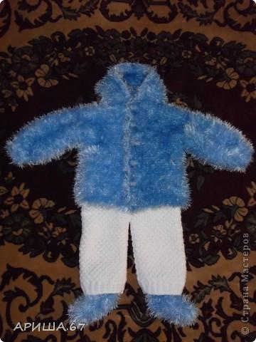 костюм для малыша  на осень фото 1