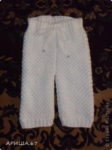 костюм для малыша  на осень фото 3