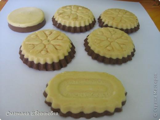 Шоколадные кексики. фото 3