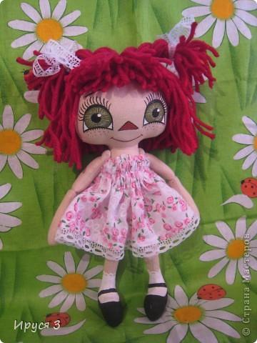 Куколка Вишенка фото 3