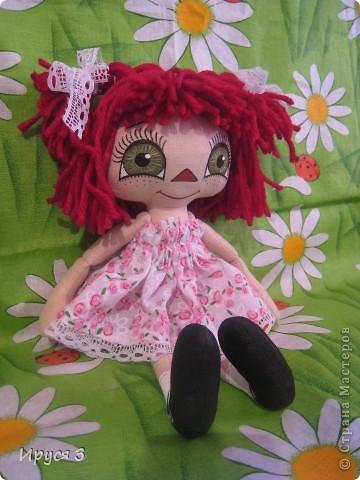 Куколка Вишенка фото 4