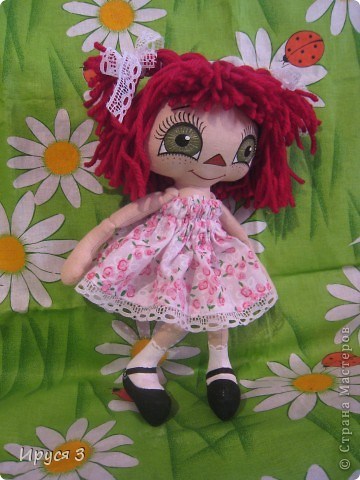 Куколка Вишенка фото 5