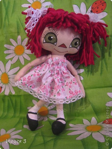 Куколка Вишенка фото 6