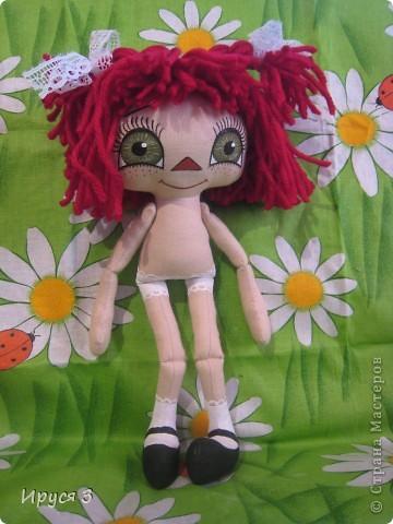 Куколка Вишенка фото 2