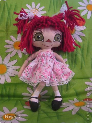 Куколка Вишенка фото 1