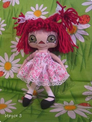 Куколка Вишенка фото 8